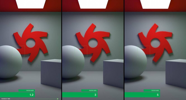 OctaneRender 渲染器入门教程(5):Kernels 核心 – 设置参数与渲染效果参考 - R 站|学习使我快乐! - 8