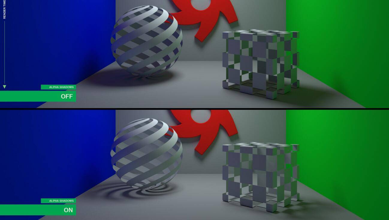 OctaneRender 渲染器入门教程(5):Kernels 核心 – 设置参数与渲染效果参考 - R 站|学习使我快乐! - 9