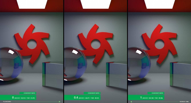 OctaneRender 渲染器入门教程(5):Kernels 核心 – 设置参数与渲染效果参考 - R 站|学习使我快乐! - 12