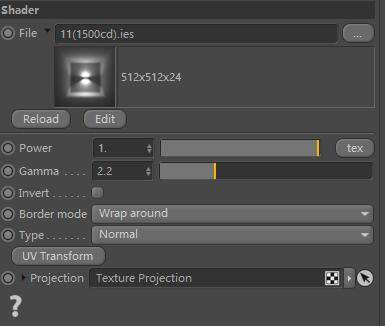 OctaneRender 渲染器入门教程(13):灯光照明 IESLight / IES&图片纹理 - R 站|学习使我快乐! - 2