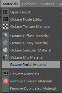 OctaneRender 渲染器入门教程(20):材质基础 Portal Material 门户材质 - R 站|学习使我快乐! - 1