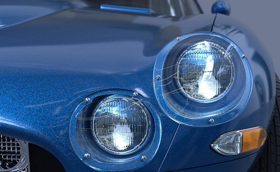 Arnold(C4DToA)阿诺德渲染教程(63) – Car_Paint 车漆材质 - R站|学习使我快乐! - 2