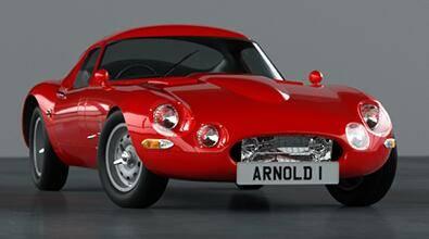 Arnold(C4DToA)阿诺德渲染教程(63) – Car_Paint 车漆材质 - R站|学习使我快乐! - 8