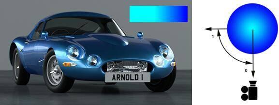 Arnold(C4DToA)阿诺德渲染教程(63) – Car_Paint 车漆材质 - R站|学习使我快乐! - 9