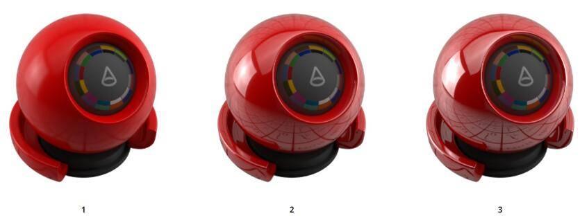 Arnold(C4DToA)阿诺德渲染教程(63) – Car_Paint 车漆材质 - R站|学习使我快乐! - 30