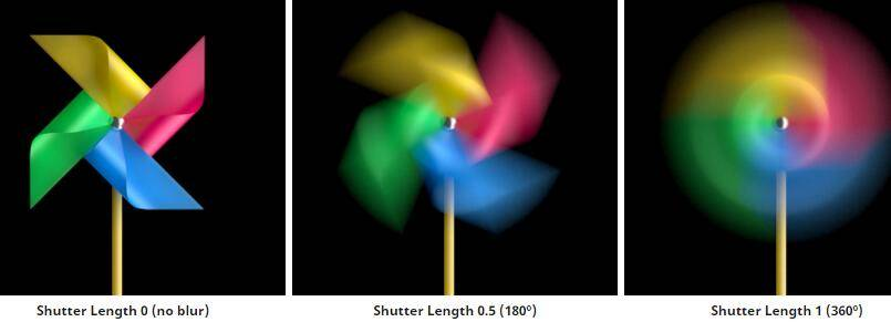 Arnold(C4DToA)阿诺德渲染教程(69) – Arnold 渲染设置 – Main – Motion Blur 运动模糊 - R站|学习使我快乐! - 9