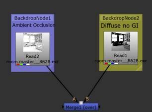 Arnold(C4DToA)阿诺德渲染教程(85) – 室内照明技术 - 使用环境吸收(AO)进行渲染 - R站|学习使我快乐! - 6