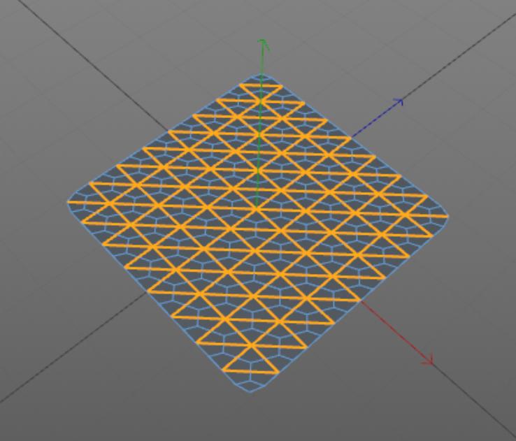 NURBS硬曲面建模宝典 - 一种三角化四边形网格制作蜂巢结构的办法 - R站|学习使我快乐! - 6