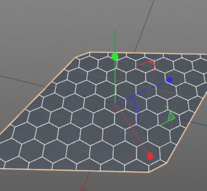 NURBS硬曲面建模宝典 - 一种三角化四边形网格制作蜂巢结构的办法 - R站|学习使我快乐! - 7