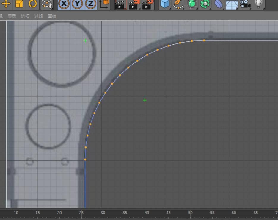 穆他的逆袭之旅—硬表面细分曲面建模实例—科幻门建模 - R站|学习使我快乐! - 3