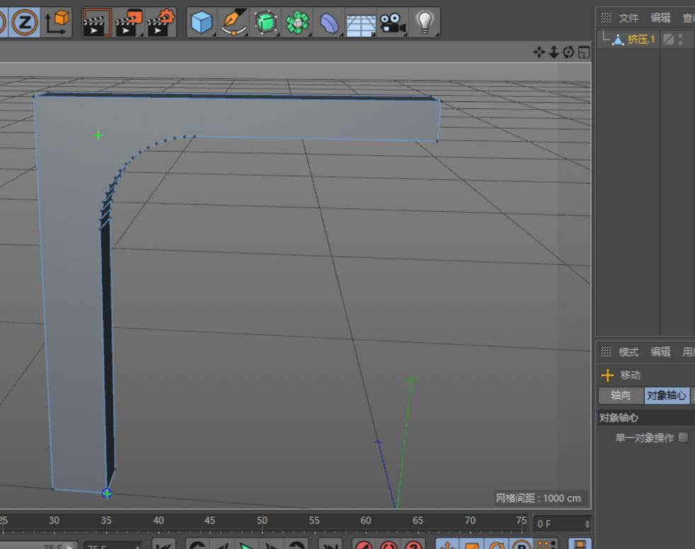 穆他的逆袭之旅—硬表面细分曲面建模实例—科幻门建模 - R站|学习使我快乐! - 6