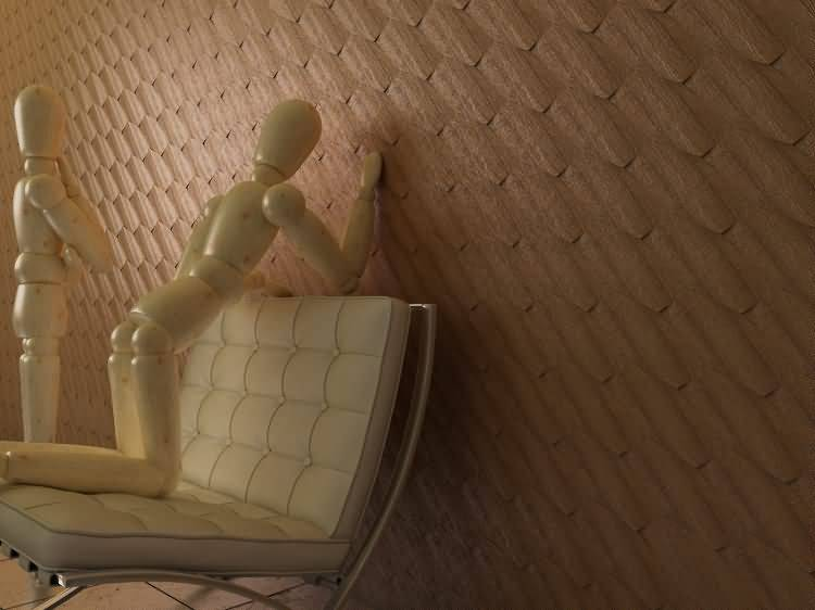 Vittorio Lippolis创意作品:简单的C4D人偶模型,也能演绎动人的作品! - R站 学习使我快乐! - 22