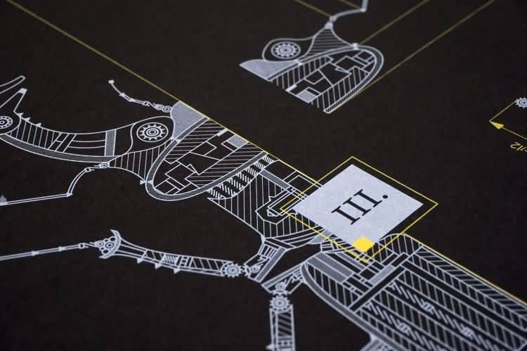 机械昆虫:每一个设计都有自己的蓝图,而我对细线的痴迷 Marton Borzak - R 站|学习使我快乐! - 7
