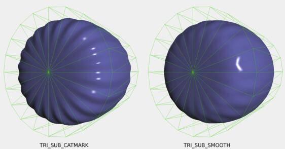 平滑细分曲面宝典 之 Pixar 皮克斯开源图形技术 OpenSubdiv – Subdivision Surfaces - R站|学习使我快乐! - 11