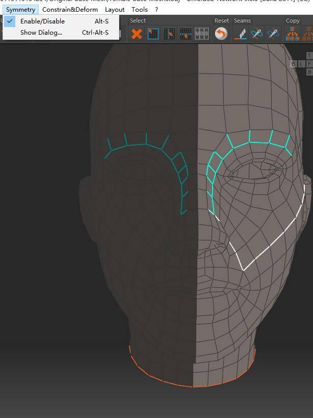 C4D 展 UV 利器:UnFold3D 使用教程(3),超高效率的技法,分分钟搞定 UV 的问题! - R 站|学习使我快乐! - 1