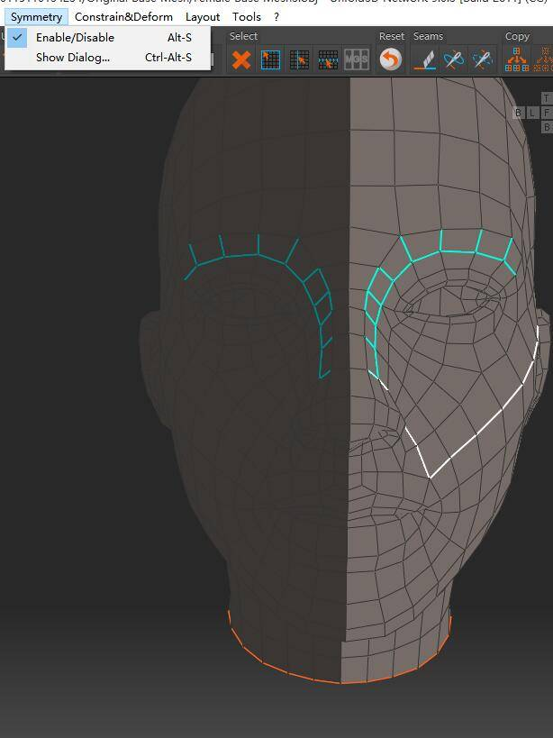 C4D展UV利器:UnFold3D使用教程(3),超高效率的技法,分分钟搞定UV的问题! - R站|学习使我快乐! - 1