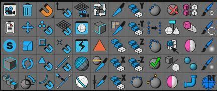 C4D插件:HB ModellingBundle 2.2 WIN/MAC 加强中文和谐一键安装版 | C4D快速建模脚本工具箱(含视频教程) 免费下载 - R站|学习使我快乐! - 2