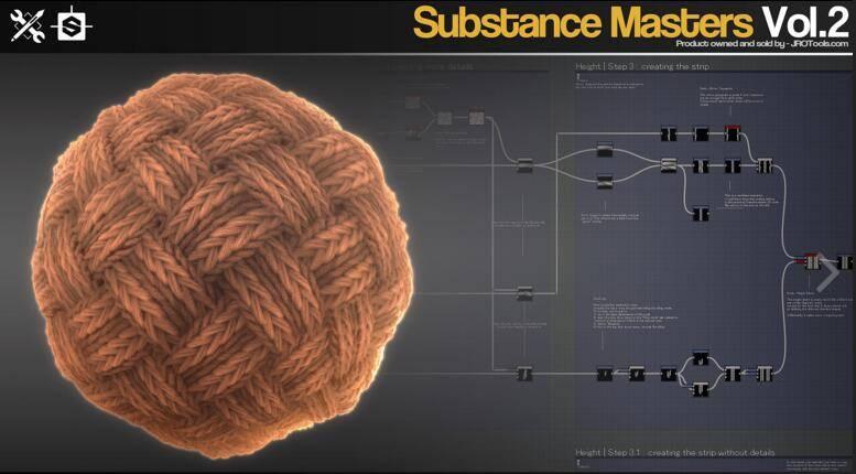 Gumroad – Substance Masters Vol.2 材质纹理制作大师训练班第二季 视频教程 - R站|学习使我快乐! - 4