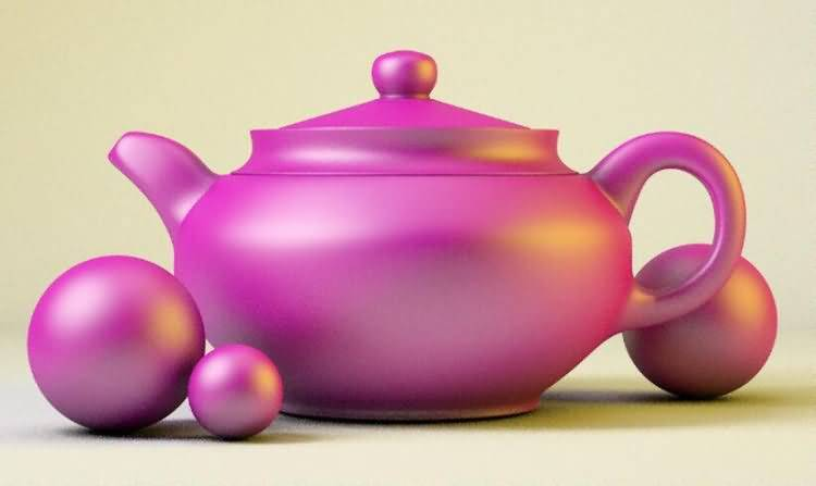 第002期 – C4D《每周一模》建模作业 – 来建个紫砂壶吧~ 【附作品】NO1:kk - R站|学习使我快乐! - 5
