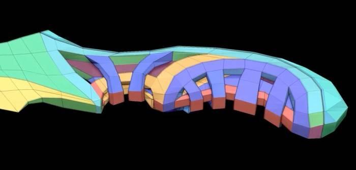 第006期 – C4D《每周一模》建模作业 – 偃月小弯刀 [含参考视频] - R站|学习使我快乐! - 3