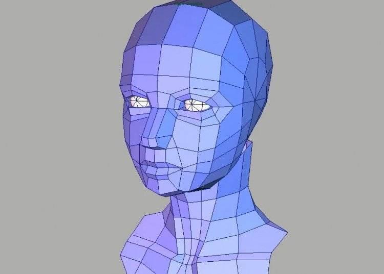 第008期 – C4D《每周一模》建模作业 – 小姐姐系列 - 头部模型 [含参考视频] - R站|学习使我快乐! - 4