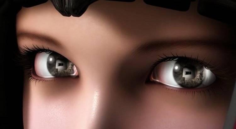 第009期 – C4D《每周一模》建模作业 – 小姐姐系列 - 睫毛建模 [含参考视频] - R站|学习使我快乐! - 3