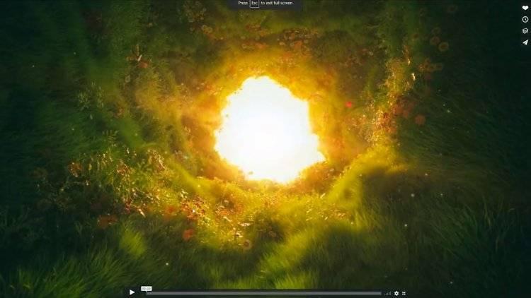 【R站译制】中文字幕 C4D《Octane宝典》第一季 真实自然环境艺术场景 渲染创作核心技法 (山地\树木\草坪\上帝射线\超大型场景\夜景等) 视频教程 - R站|学习使我快乐! - 3