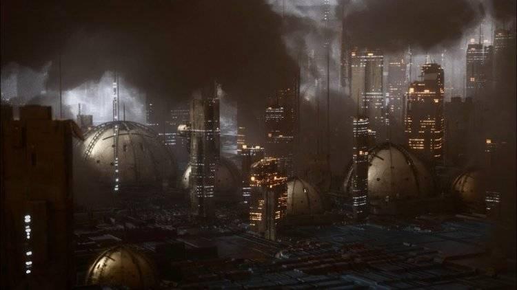 【R 站翻译】中文字幕 C4D 教程《Octane 宝典》未来科幻城市艺术场景  -  搭建渲染核心技法 视频教程 - R 站|学习使我快乐! - 1