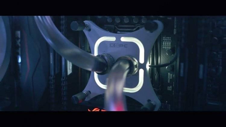 装机宝典: 光头大佬教你组装 水冷图形工作站 Watercooled CG & VFX WORKSTATION 免费下载 - R站|学习使我快乐! - 4