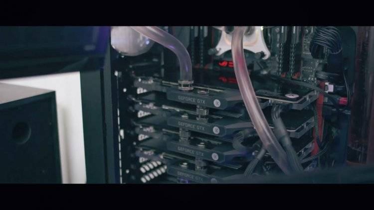 装机宝典: 光头大佬教你组装 水冷图形工作站 Watercooled CG & VFX WORKSTATION 免费下载 - R站|学习使我快乐! - 5