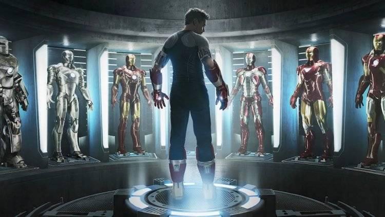 视频: 黑科技 《钢铁侠》电影中的所有变形动画 Iron Man All Suit Up Scenes  极具参考价值 免费下载 - R站|学习使我快乐! - 1