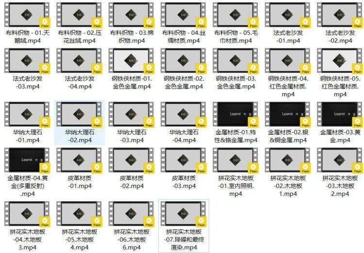 【R站翻译】中文字幕 C4D《Arnold(C4DtoA)阿诺德真实材质渲染宝典》高端视频教程(含工程) Developing Realistic shaders in Arnold for Cinema 4D 强烈推荐 - R站|学习使我快乐! - 17