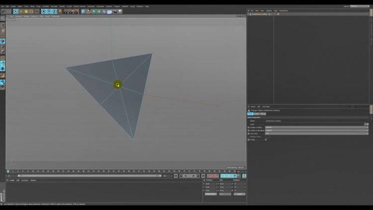【R站段叔】C4D教程《建模宝典》抽象艺术立方体孔洞 Abstract Art Modeling 视频教程 免费观看 - R站|学习使我快乐! - 2