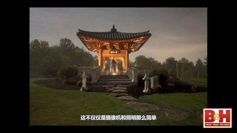 【VIP专享】中文字幕《光的魔力》The Magic of Light 在黑暗的场景中展现光影的魅力  视频教程 - R站|学习使我快乐! - 8
