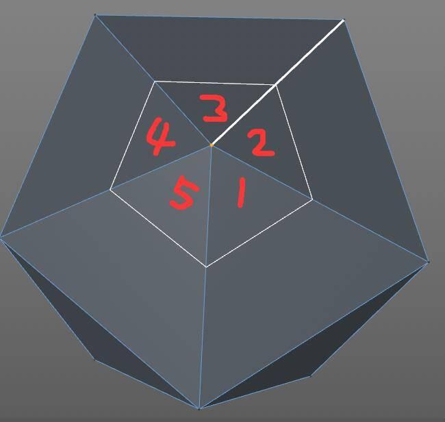 【R站洪瑞】C4D建模教程:图文详解五角星足球的建模思路 - R站|学习使我快乐! - 4