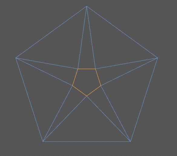 【R站洪瑞】C4D建模教程:图文详解五角星足球的建模思路 - R站|学习使我快乐! - 6