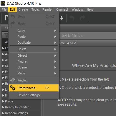 【R站Alex】Daz3D Studio三维角色动画制作软件 首次安装及预设库下载 - R站|学习使我快乐! - 10