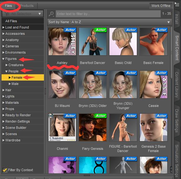 【R站Alex】Daz3D Studio三维角色软件  使用官方及第三方扩展包教程 - R站|学习使我快乐! - 13