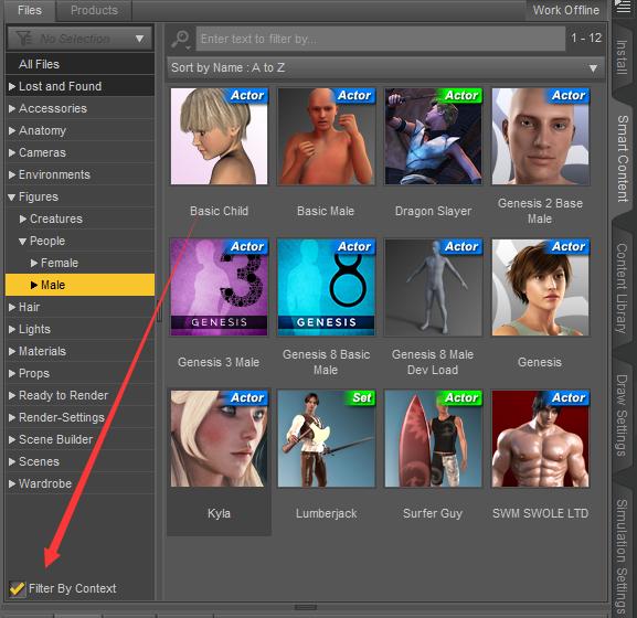 【R站Alex】Daz3D Studio三维角色软件  使用官方及第三方扩展包教程 - R站|学习使我快乐! - 14