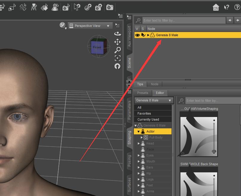 【R站Alex】Daz3D Studio三维角色软件  使用官方及第三方扩展包教程 - R站|学习使我快乐! - 15