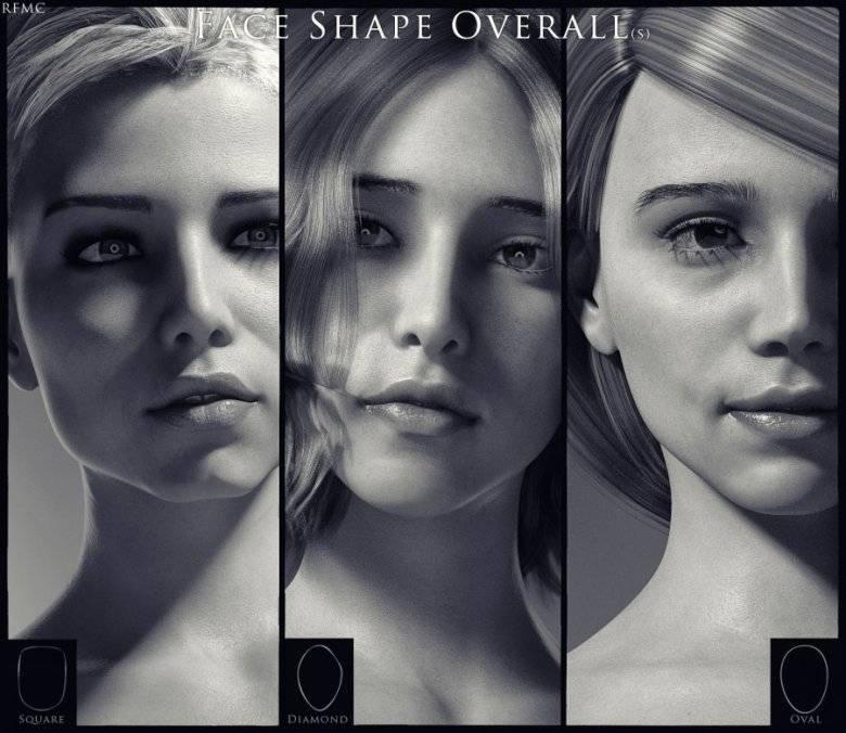 【大米姐姐】DAZ3D 官方自由CG艺术家Rarestone 一大波DAZ精致的人物模型作品来袭 - R站|学习使我快乐! - 9