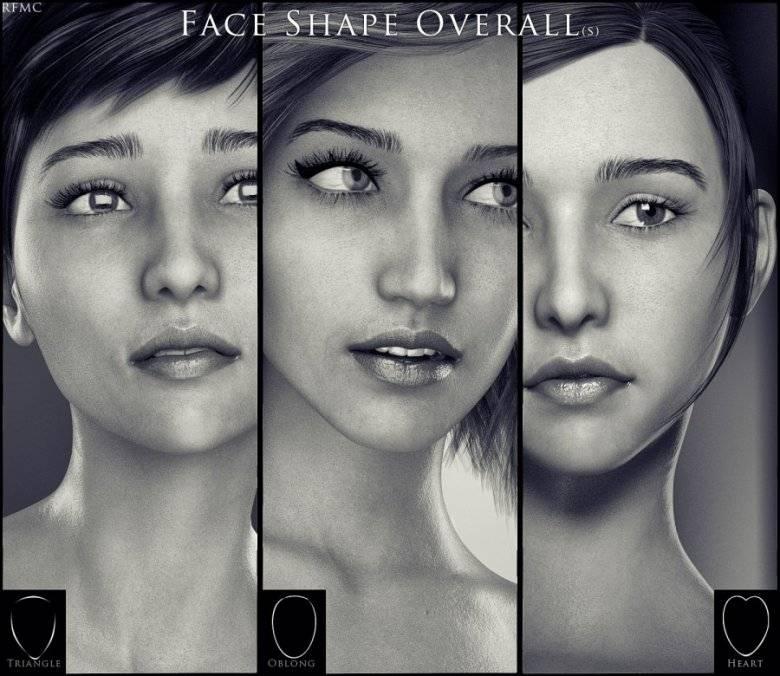 【大米姐姐】DAZ3D 官方自由CG艺术家Rarestone 一大波DAZ精致的人物模型作品来袭 - R站|学习使我快乐! - 10