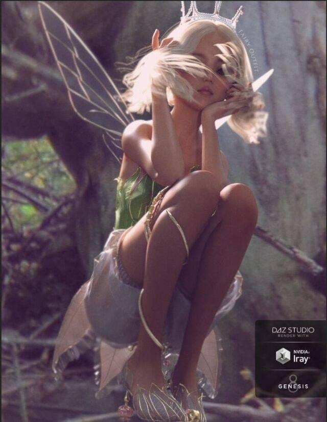 【大米姐姐】DAZ3D 官方自由CG艺术家Rarestone 一大波DAZ精致的人物模型作品来袭 - R站|学习使我快乐! - 16