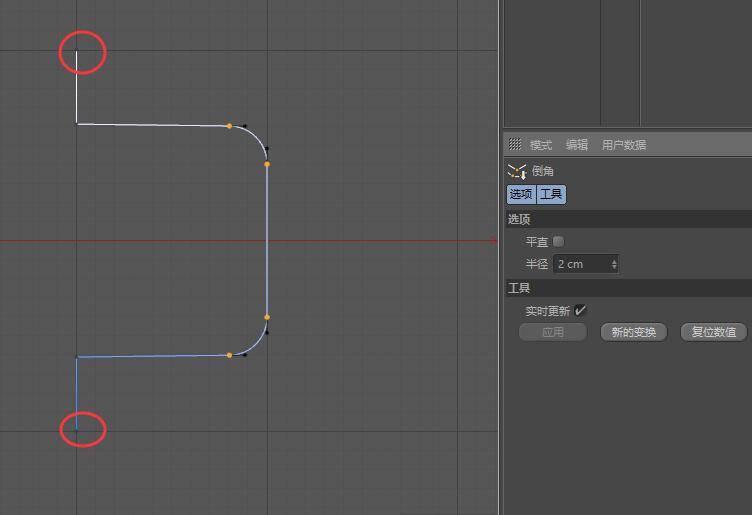 【R站洪瑞】C4D建模教程:蛇皮管的建模方法 - R站|学习使我快乐! - 9