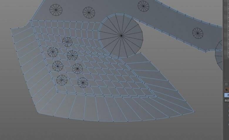 【R站洪瑞】C4D建模教程:第020期《每周一模》斧头的建模分析及布线方法 - R站|学习使我快乐! - 9