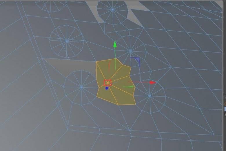 【R站洪瑞】C4D建模教程:第020期《每周一模》斧头的建模分析及布线方法 - R站|学习使我快乐! - 13