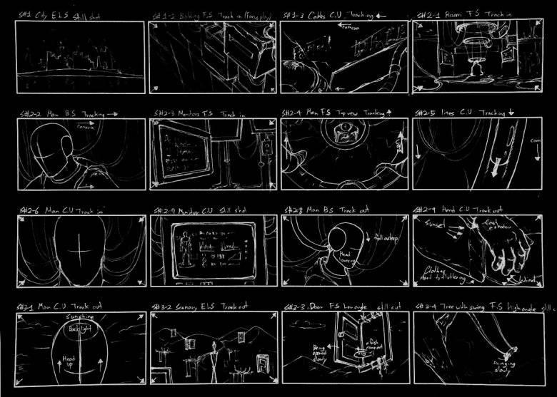【R站译制】中文字幕 C4D教程《Octane 渲染宝典》第二季 Dreaveler 死亡国度 韩国大神畅想未来科幻风 视频解析 视频教程 - R站 学习使我快乐! - 12