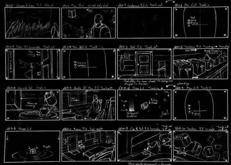 【R站译制】中文字幕 C4D教程《Octane 渲染宝典》第二季 Dreaveler 死亡国度 韩国大神畅想未来科幻风 视频解析 视频教程 - R站 学习使我快乐! - 13