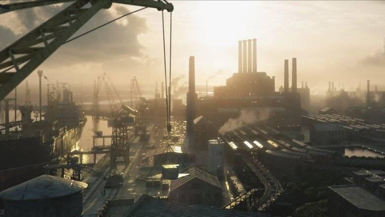 3D模型:工业革命城市中心场景 Kitbash3D - INDUSTRIAL 免费下载