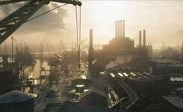 3D模型:工业革命城市中心场景 Kitbash3D – INDUSTRIAL